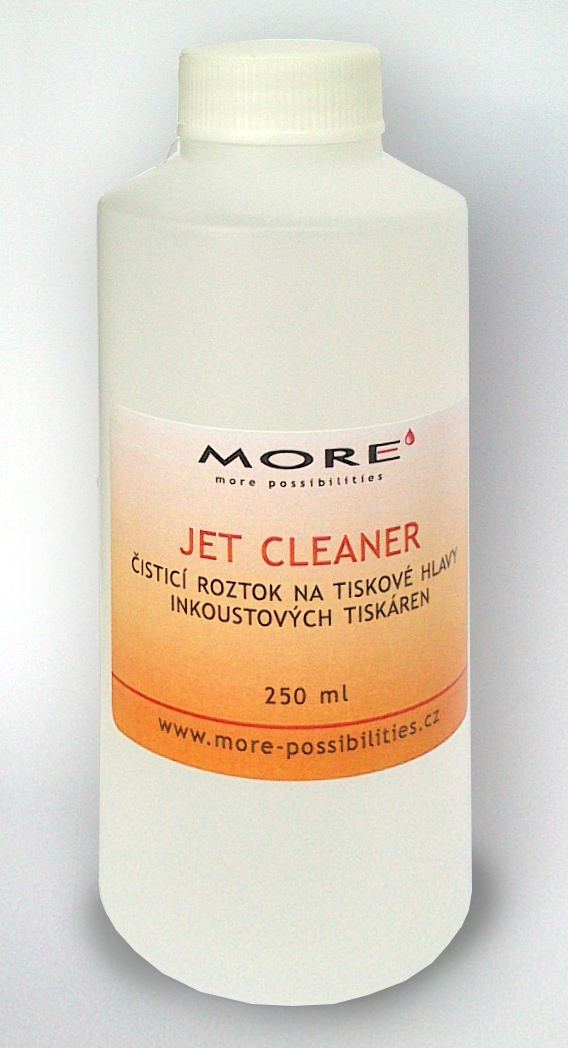 ARMOR ČISTICÍ ROZTOK JET CLEANER 250ml (na tiskové hlavy)