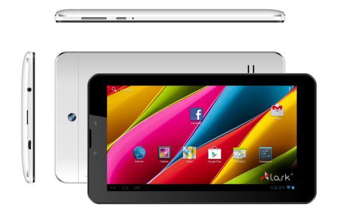 Lark Evolution X2 7 3G-GPS White, 7'' TN, 1.2GHz, 8GB, 1GB RAM, Android 4.4