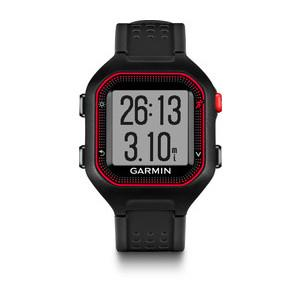 Garmin Forerunner 25 Black/Red (vel. XL)