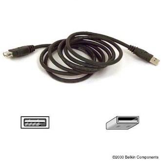 Belkin kabel USB prodlužovací 1,8m
