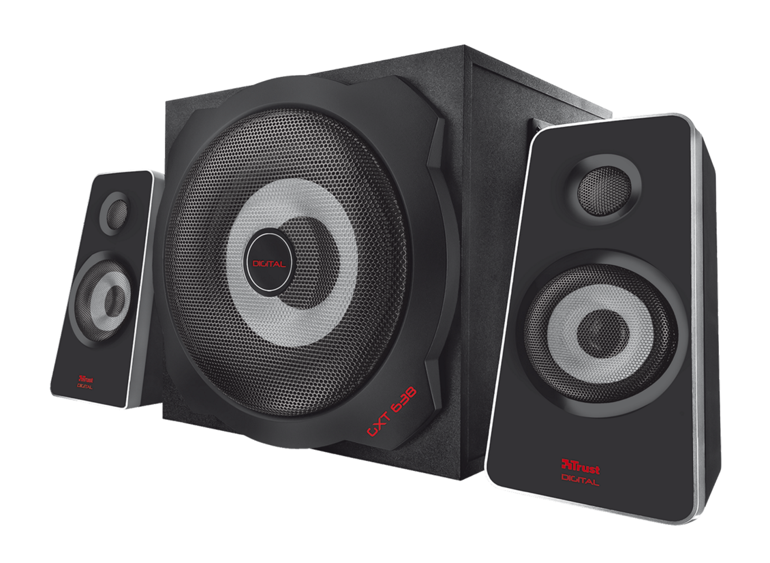 zvuk. systém TRUST GXT638 DigitalGaming Speaker2.1