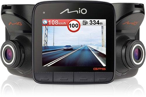 """MIO Kamera do auta MiVue 568 LCD 2,5"""""""