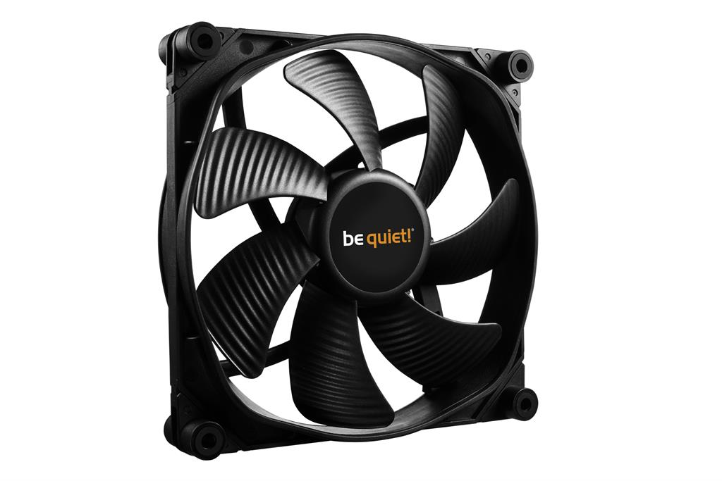 be quiet! Silent Wings 3 140mm PWM high-speed fan