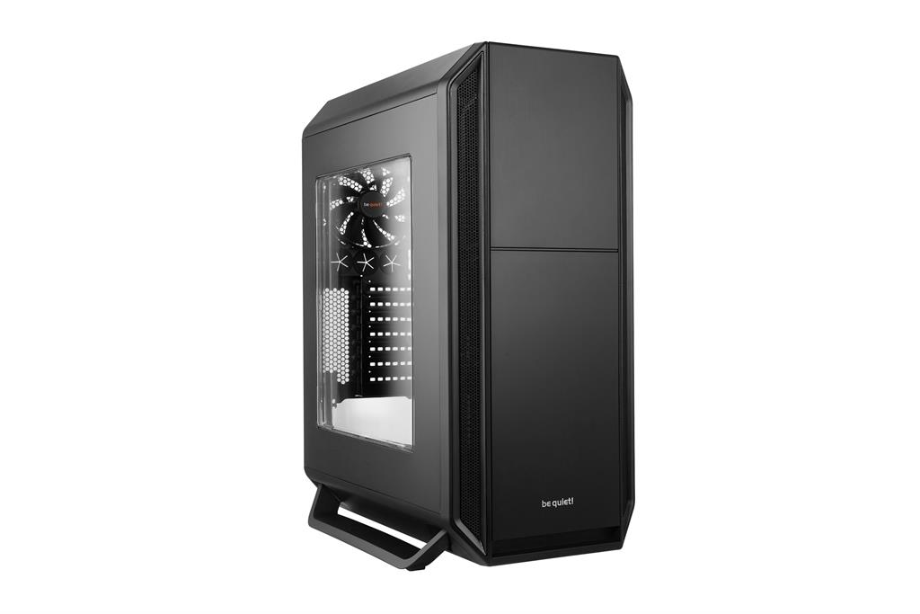 be quiet! PC skříň Silent Base 800 Window, černá, ATX, micro-ATX, mini-ITX case
