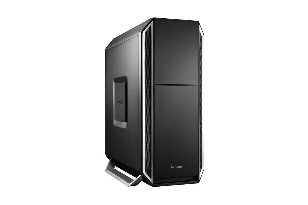 be quiet! PC skříň Silent Base 800, stříbrná, ATX, micro-ATX, mini-ITX case
