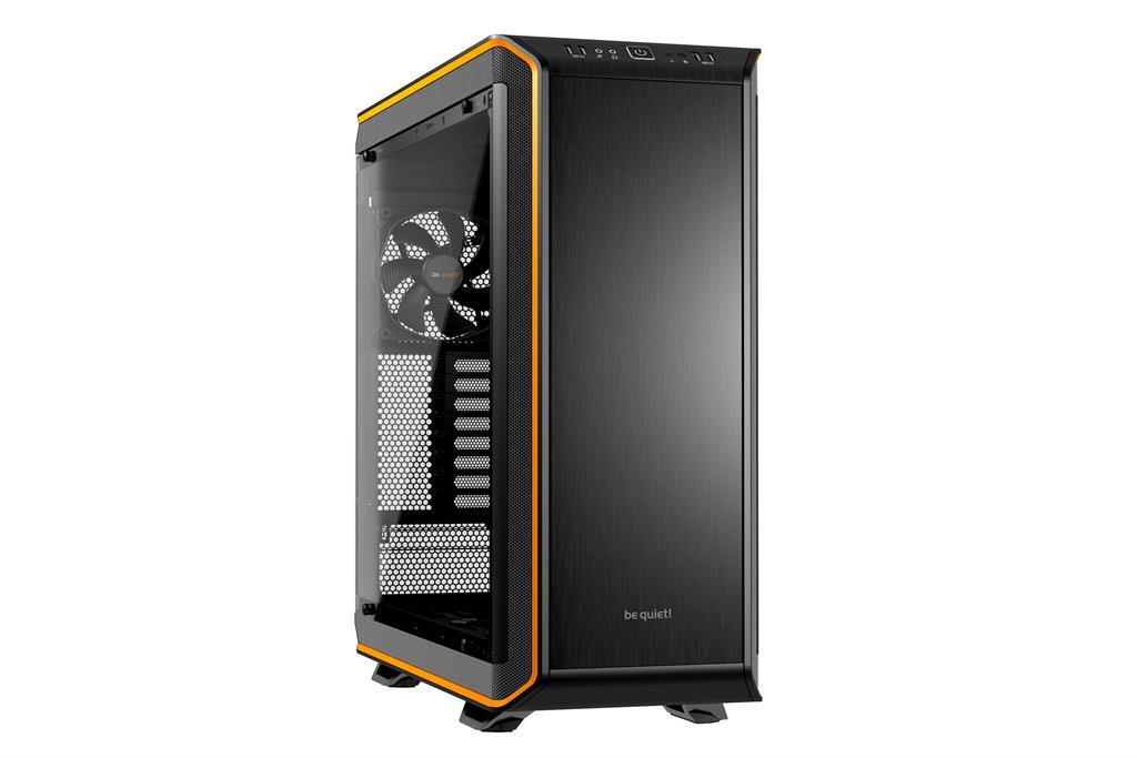 be quiet! Dark Base PRO 900, orange, ATX, M-ATX, mini-ITX, E-ATX, XL-ATX case