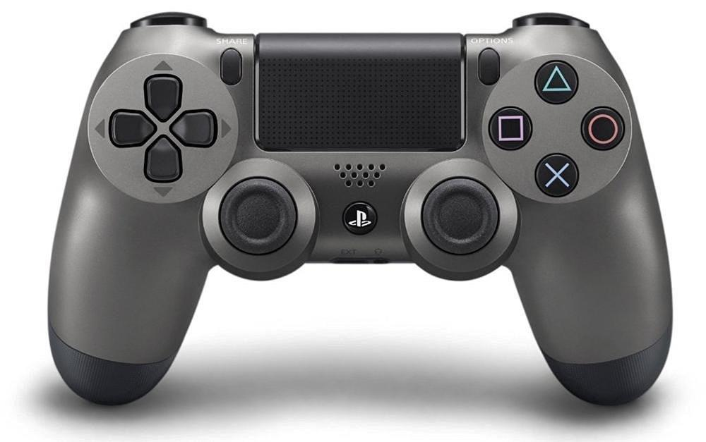 PS4 Dualshock Controller Steel Black v2