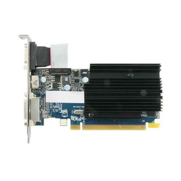 Sapphire Radeon R5 230, 1GB DDR3 (64 Bit), HDMI, DVI, VGA, LITE