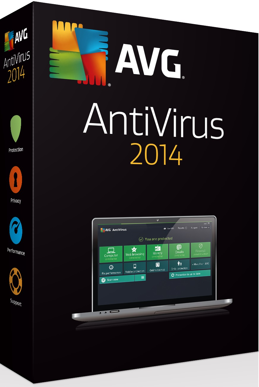 AVG Anti-Virus 2016, 1 lic. (24 měs.) - krabicová licence