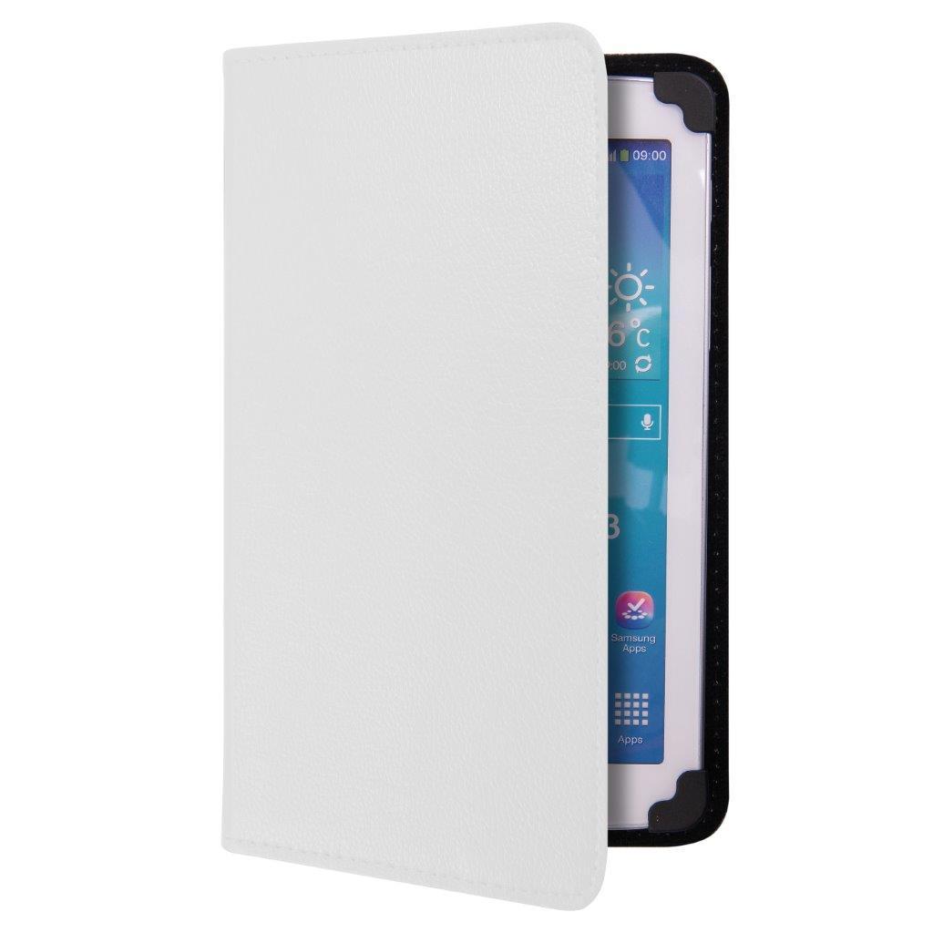 GT SETUP univerzální pouzdro pro tablet 7'', bílé