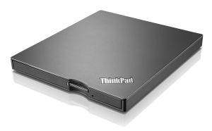 Lenovo TP Drive UltraSlim USB DVD Burner přenosná externí černá