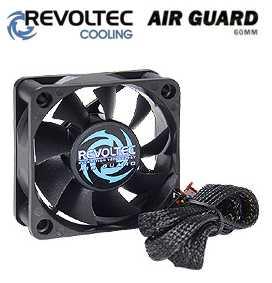 Revoltec ventilátor ''AirGuard'', 60x60x20mm