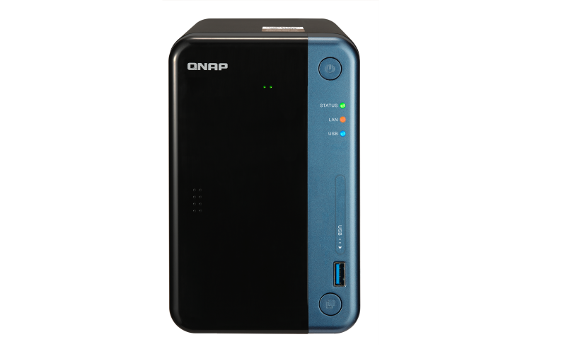 QNAP TS-253Be-4G (1,5Ghz/4GB RAM/2xSATA/2xHDMI)