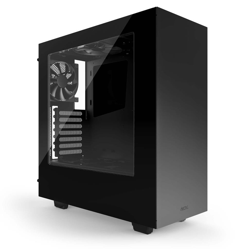 NZXT PC skříň S340 černá