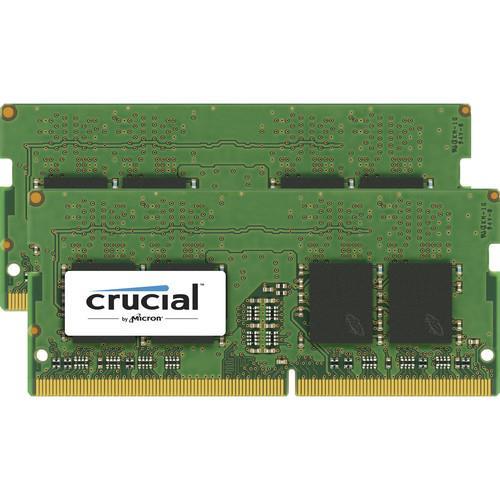 Crucial 2x4GB DDR4 SODIMM 2400MHz CL17 1.2V