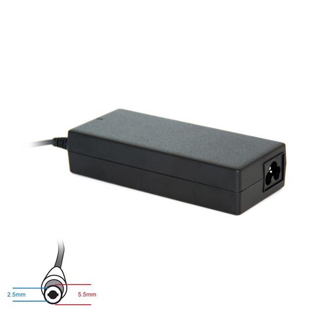 Digitalbox napájecí adaptér pro Asus Toshiba Acer 19V/4.74A 90W, (5.5x2.5)