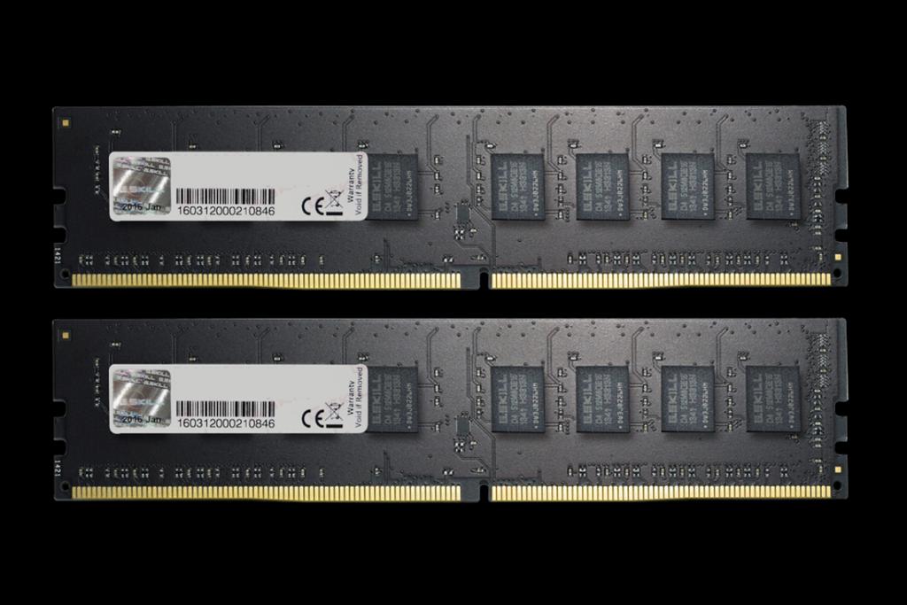 G.Skill DDR4 16GB (2x8GB) 2133MHz CL15 1.2V