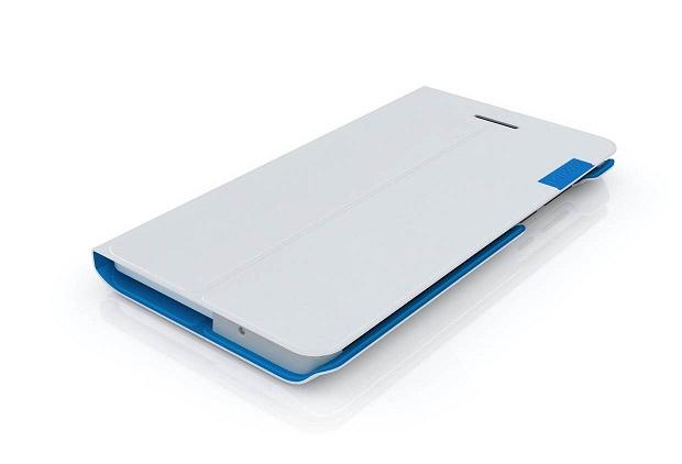 Lenovo TAB3 7 Folio Case and Film - Gray