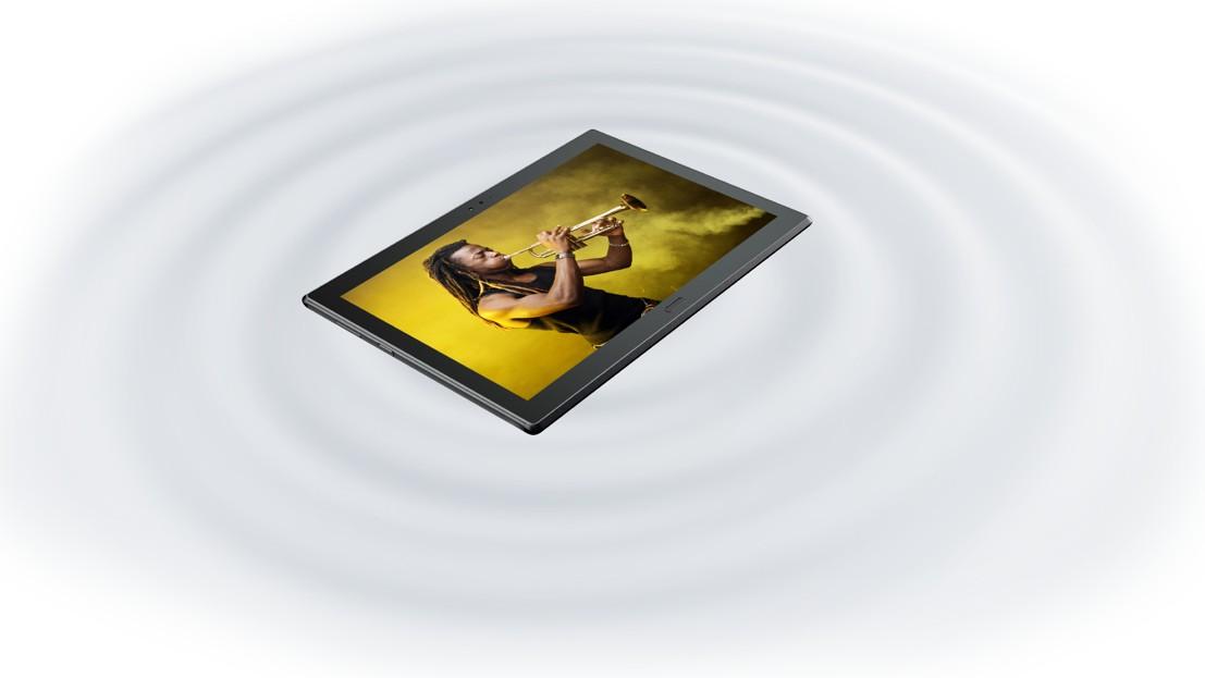 "Lenovo TAB4 10"" PLUS WIFI QC APQ8053 2,0GHz/3GB/16GB/10,1"" FHD/IPS/multitouch/Dolby Atmos/Android 7 černá ZA2M0102CZ"