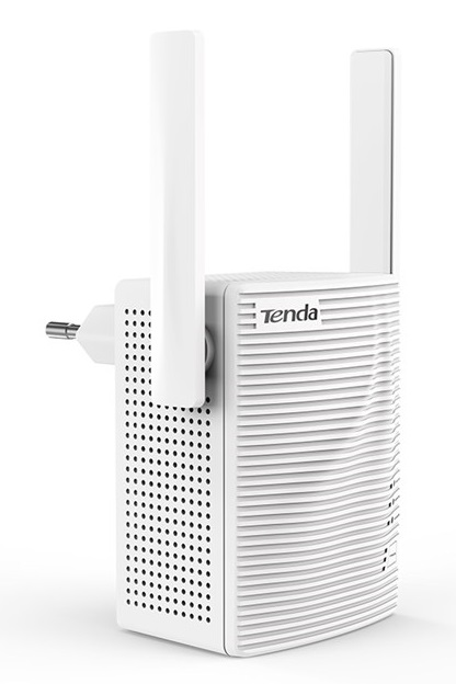 Tenda A18 - WiFi N Range Extender AC1200 Dual Band, opakovač 1200 Mb/s, 1x LAN, WPS, 2x 3 dBi