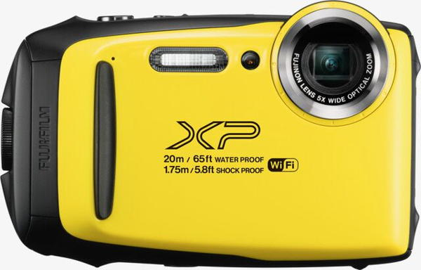 Fujifilm FinePix XP130 - 16,4 MP, 5x zoom - Yellow