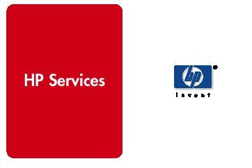 HP CarePack PostWarranty HP LJ 4100mfp, 1r, 4OS