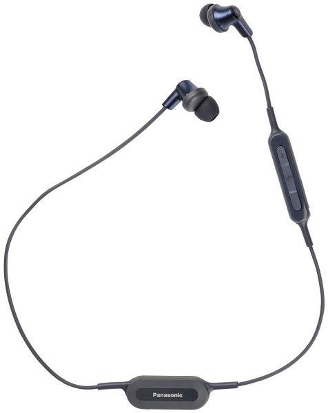 Panasonic RP-NJ300BE-K, Black