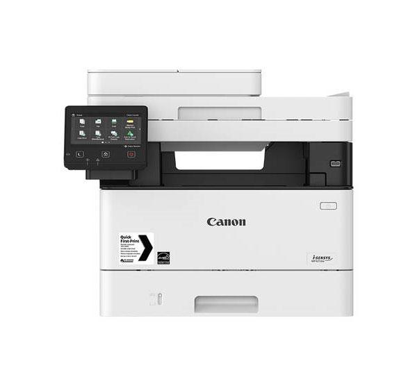 Canon i-SENSYS MF421dw - PSC/WiFi/AP/LAN/SEND/DADF/duplex/PCL/PS3/33ppm/A4