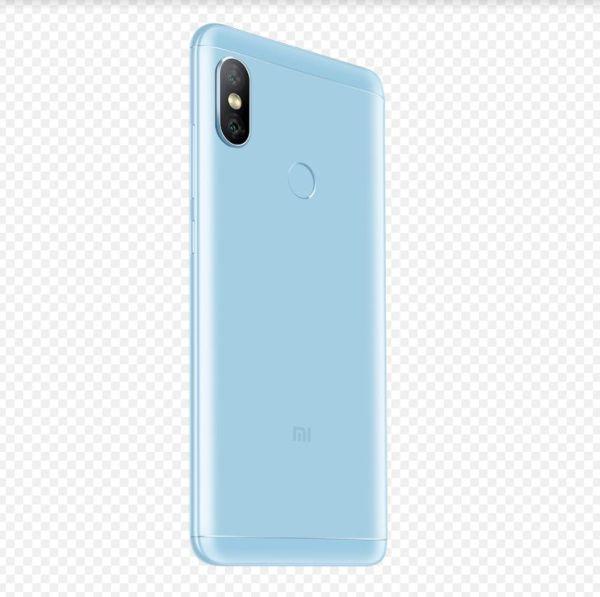 Xiaomi Redmi Note 5 Global Blue/5,99´´ 2160x1080 FullHD/1,8GHz OC/3GB/32GB/SD/2xSIM/FP/12MPx/4000mAh