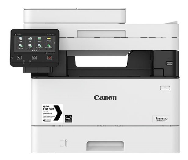 Canon i-SENSYS MF429x - PSCF/WiFi/WiFi Direct/LAN/SEND/DADF/duplex/PCL/PS3/38ppm/A4