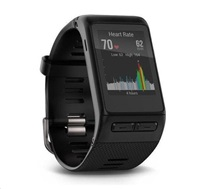 Garmin Vivoactive HR Optic Black (XL)