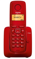 Gigaset DECT A120 Red