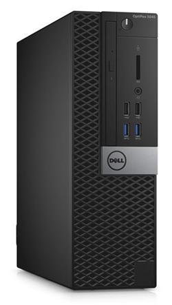 Dell Optiplex 5050SFF i5-7500 8GB 500GB DVDRW W10P(64bit) 3Y PS NBD