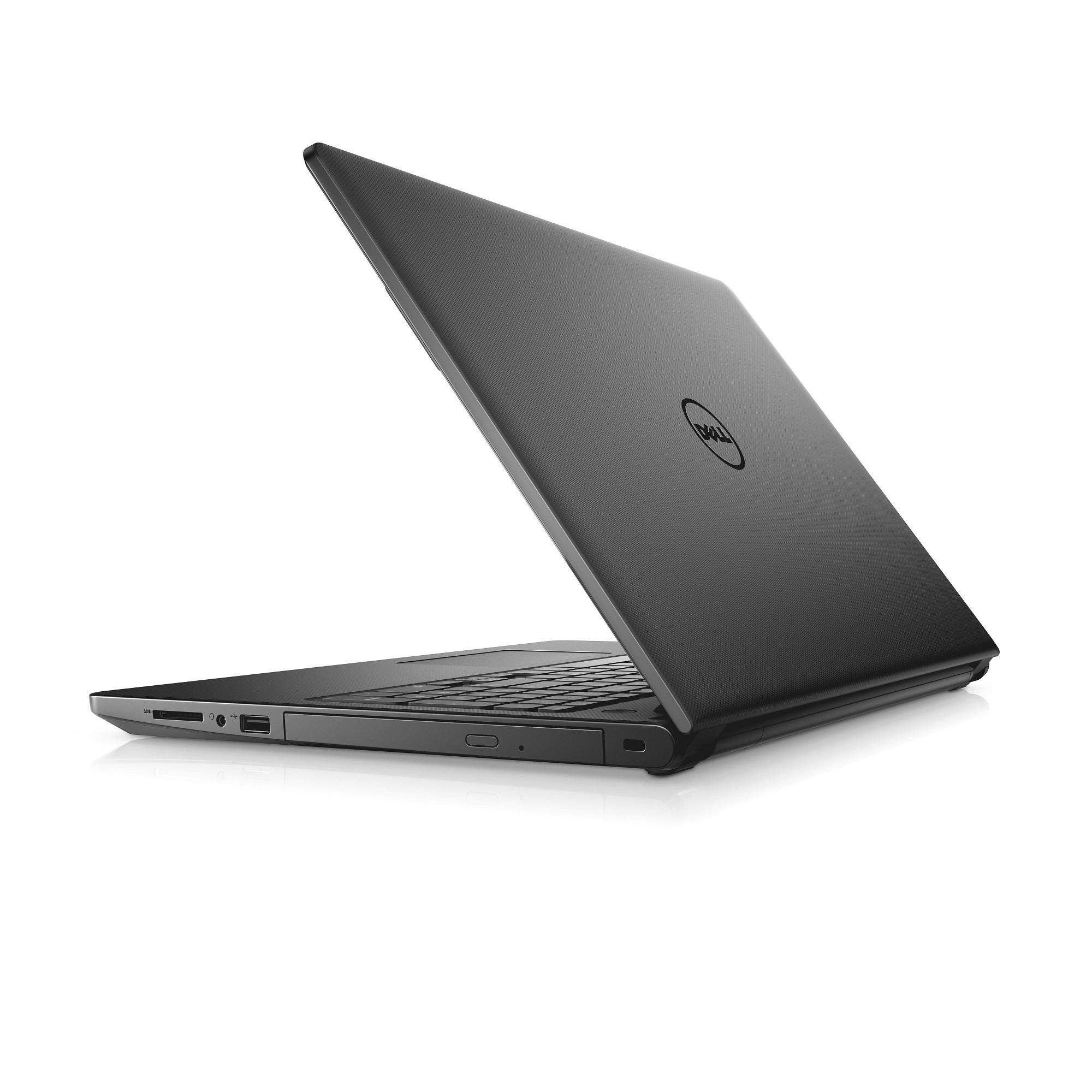 Dell Inspiron 3576 15 FHD i5-8250U/4GB/1TB/520-2GB/MCR/HDMI/DVD/W10/2RNBD/Černý