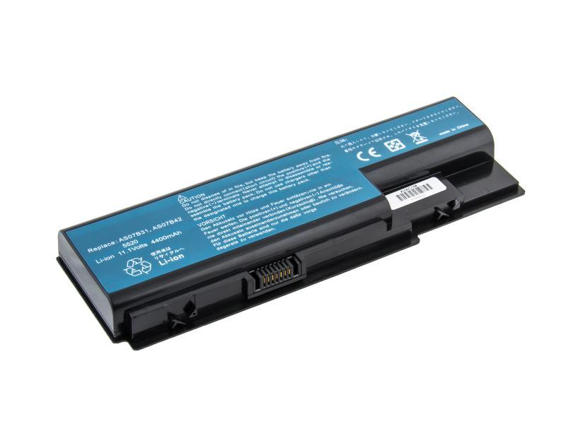 Náhradní baterie AVACOM Acer Aspire 5520/6920 Li-Ion 10,8V 4400mAh
