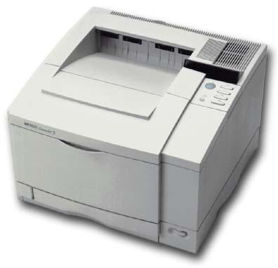 Tiskárna mono laser HP LJ 5 12 stran za minutu