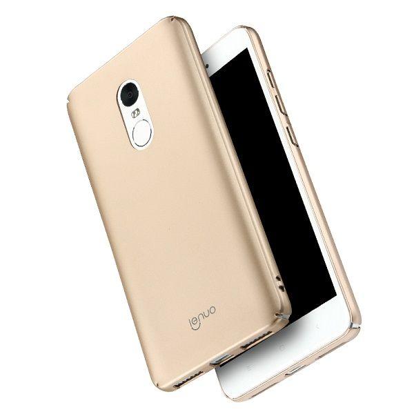 Lenuo Leshield na Xiaomi Redmi Note 4 gold