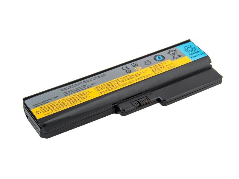 Náhradní baterie AVACOM Lenovo G550, IdeaPad V460 series Li-Ion 11,1V 4400mAh