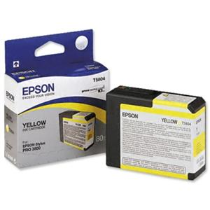 Epson T580 Yellow (80 ml)