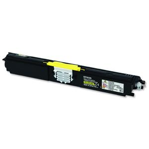 Toner Epson yellow | 2700str | Aculaser C1600/ CX16