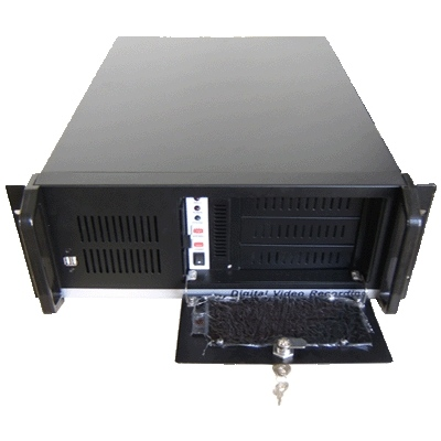 """Akce!!! Server Case 19"""" IPC 975 580mm, černý- bez zdroje"""