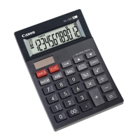 Canon kalkulačka LS-123K-MPP purple