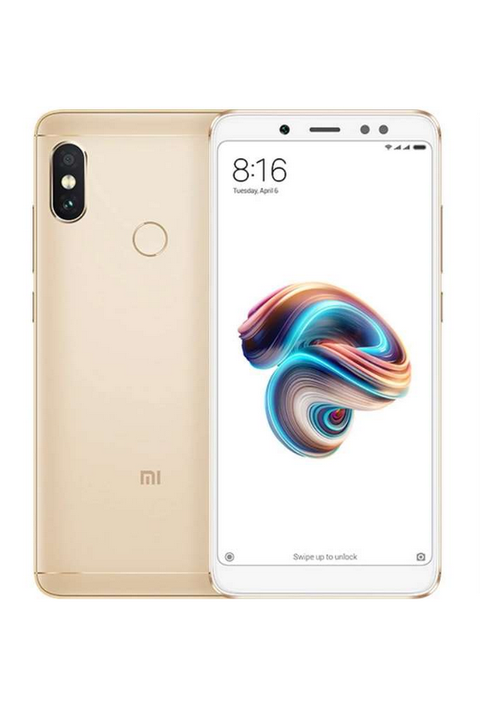Xiaomi Redmi Note 5 Global 4GB/64GB Gold