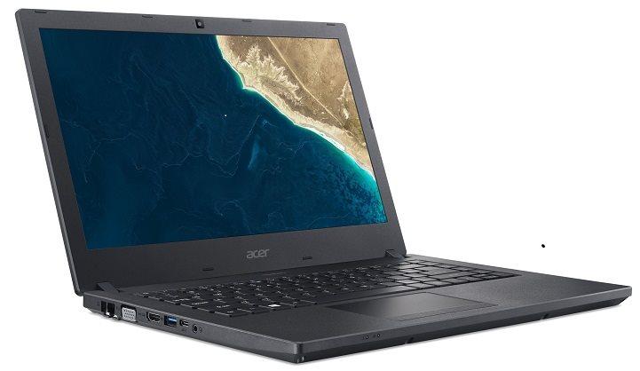 "AcerTravelMate P2510-G2-M-55S2 i5-8250U/4GB+4GB/256GB SSD M.2+N/HD Graphics/15.6"" FHD LED matný/BT/W10 Pro/Black"