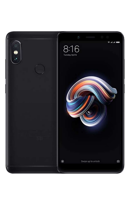 Xiaomi Redmi Note 5 Global 3GB/32GB Black