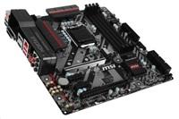 MSI B250M MORTAR 1151, DDR4, 2x PCI-E x1, 6x SATAIII, HDMI, DVI, Display port, uATX, Black/Matt