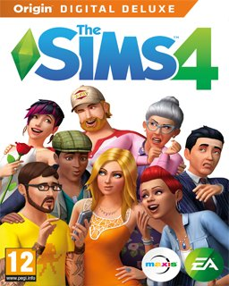 ESD The Sims 4 Digital Deluxe Edition
