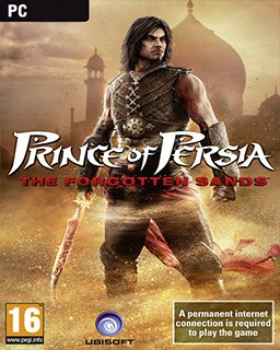 ESD Prince of Persia The Forgotten Sands