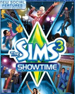 ESD The Sims 3 Showtime