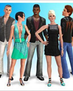 ESD The Sims 3 Žhavý večer